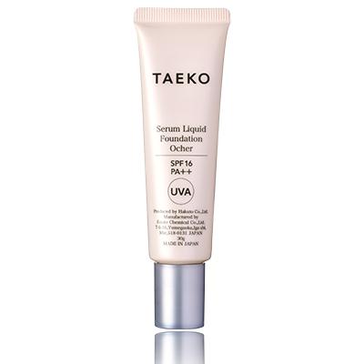 画像1: TAEKO 美容液ファンデーション /オークル (1)