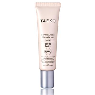 画像1: TAEKO 美容液ファンデーション /ライト (1)